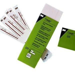 Индикаторная полоска 3М™ Comply™ (Комплай) для этиленоксидной стерилизации 1251