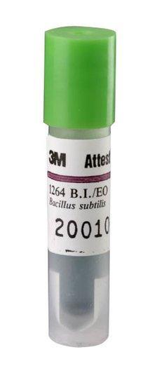Биологические индикаторы 3М™ Attest™ для контроля процесса этиленоксидной стерилизации 1264