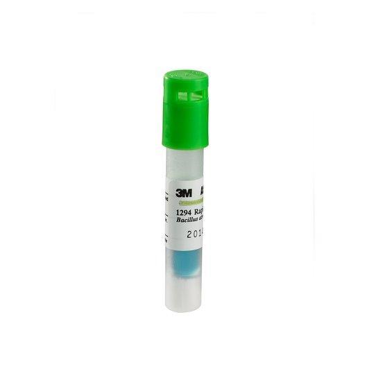 Биологические индикаторы быстрого чтения 3М™ Attest™ RAPID READOUT (зеленый колпачок) для этиленоксидной стерилизации 1294