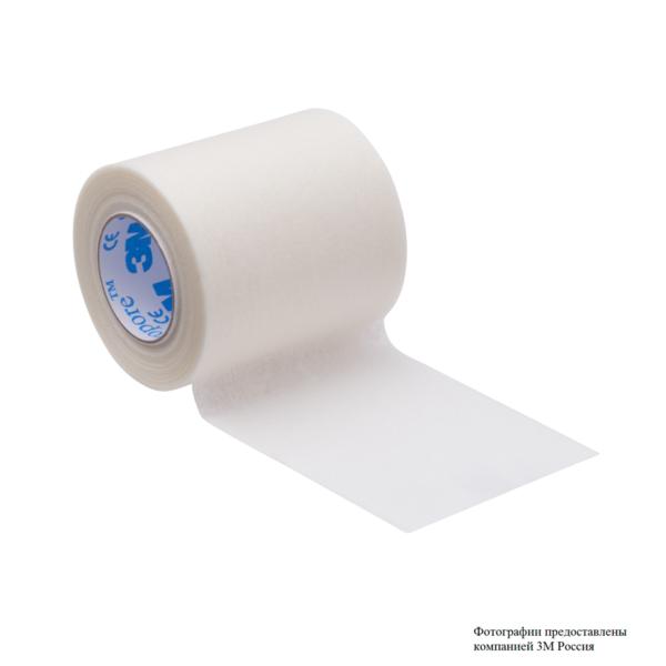 Пластырь рулонный, гипоаллергенный, хирургический 3М™ Micropore™ (Микропор) 1530-2