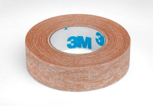 Пластырь рулонный, гипоаллергенный, хирургический 3М™ Micropore™ (Микропор) 1,25 см х 9,1 м 1533-0