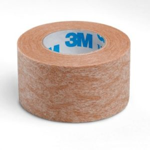 Пластырь рулонный, гипоаллергенный, хирургический 3М™ Micropore™ (Микропор) 2,5 см х 9,1 м 1533-1
