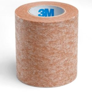 Пластырь рулонный, гипоаллергенный, хирургический 3М™ Micropore™ (Микропор) 5 см х 9,1 м 1533-2