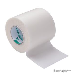 Микрогубчатый эластичный пластырь 3М™ Microfoam™ (Микрофом) 1538-2