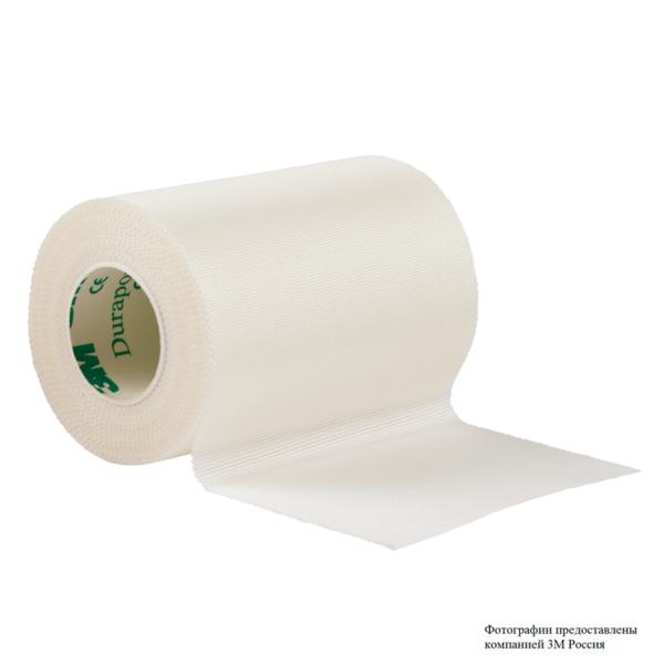 Гипоаллергенный пластырь 3М™ Durapore™ (Дюрапор) 1538-3