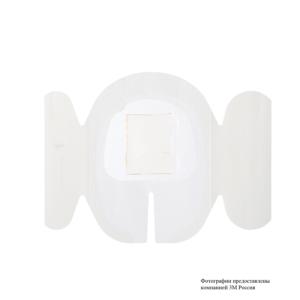 Пленочная прозрачная наклейка для фиксации катетеров с хлоргексидином 3М™ TEGADERM ® CHG (Тегадерм CHG) 1657r