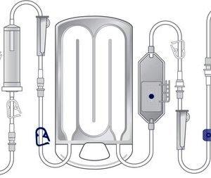 Кассета инфузионная 3M™ Ranger™ одноразовая с высокой скоростью потока жидкости 24355