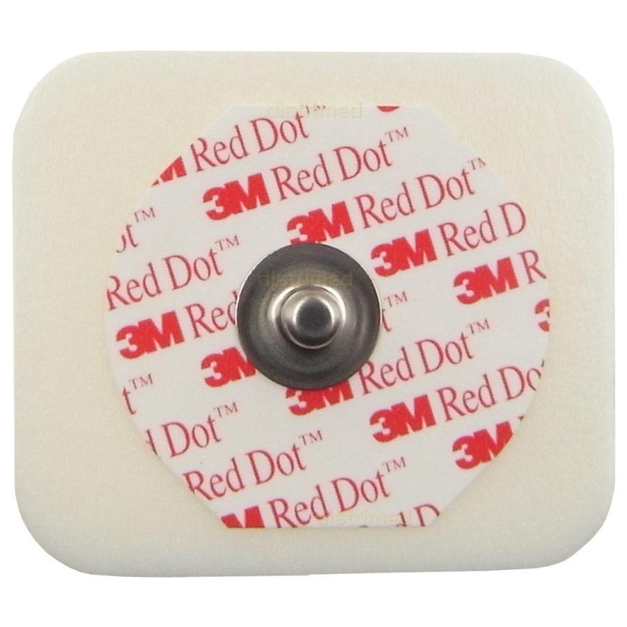 Электроды 3М™ Red Dot™ (Ред Дот) с вязким гелем на пенистой основе для многоцелевого мониторинга 2560