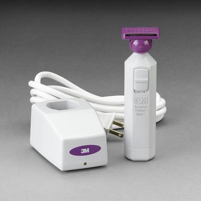 Клиппер (бритва) хирургический атравматический с плавающей головкой 3M™ SURGICAL CLIPPER™ c зарядным устройством. 4072