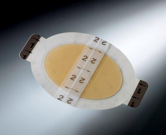 Гидроколлоидная повязка 3M™ Tegaderm™ Hydrocolloid (Тегадерм Гидроколлоид) 90001