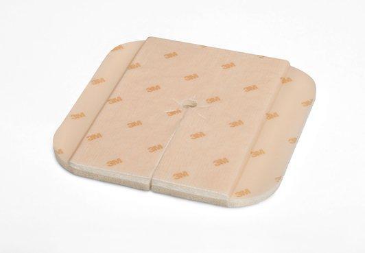 Губчатая неадгезивная повязка 3M™ Тегадерм™ Foam (Тегадерм Фом) 90604
