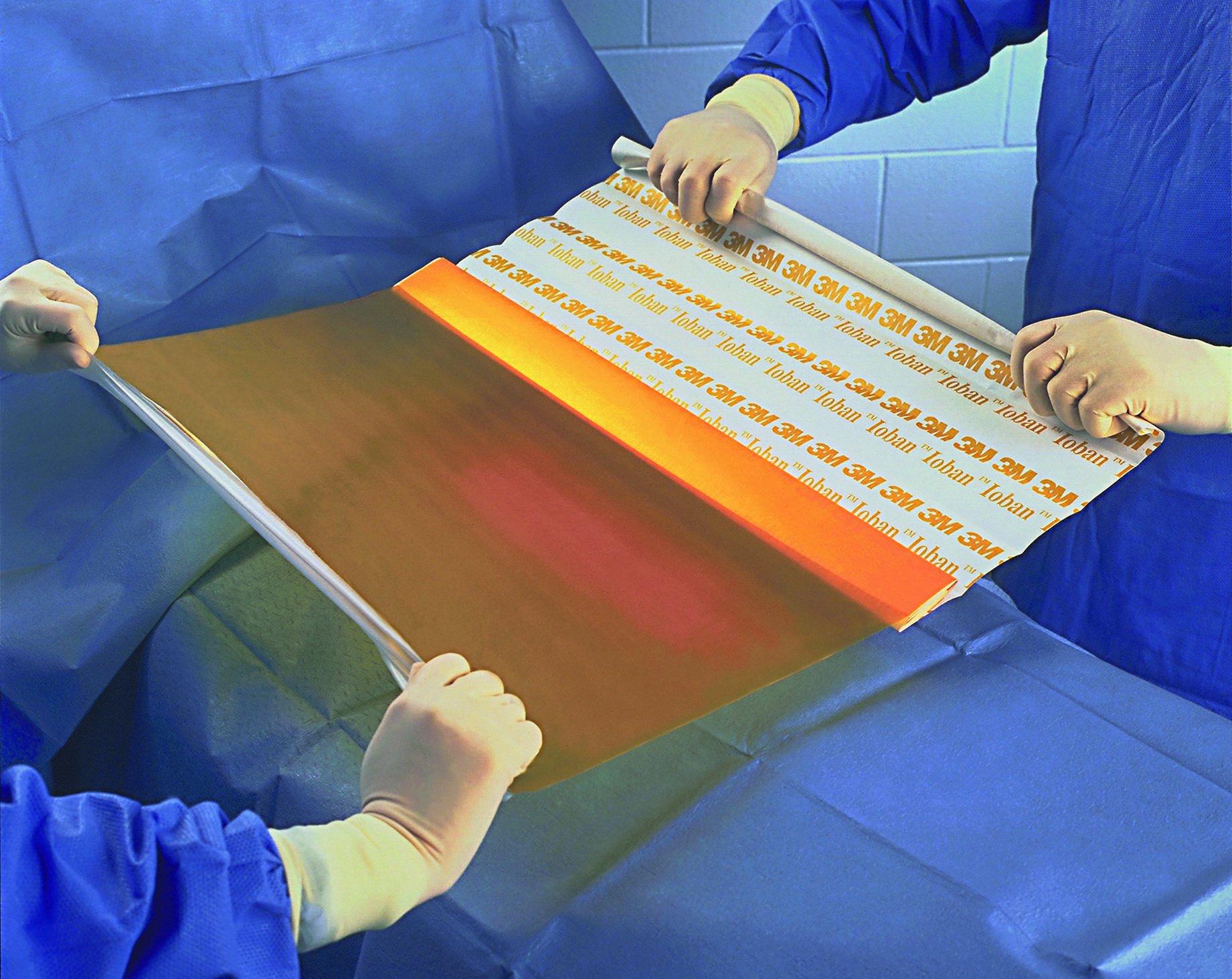 """Разрезаемые антимикробные пленки 3М™ Ioban™ 2 (Айобан) с йодофором (""""дышат"""")"""