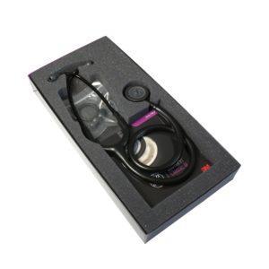 Littmann Classic III, черная трубка, 69 см, черная акустическая головка, черные ушные наконечники, 5803
