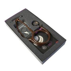 Littmann Classic III, трубка цвета шоколада, 69 см, акустическая головка цвета меди, 5809