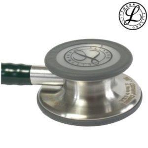 Littmann Classic III, темно-зеленая трубка, 69 см, акустическая головка дымчатая, 5812