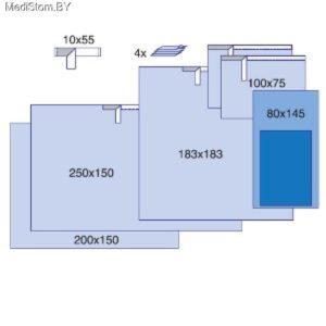Основной хирургический комплект, 7 шт/кор, 2кор/ящ, 9000