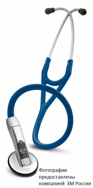 3М™ Littmann® (Литманн) Electronic Stetoscope Model 3200 с функцией Bluethooth