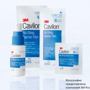 Нераздражающая защитная пленка 3М™ Cavilon®