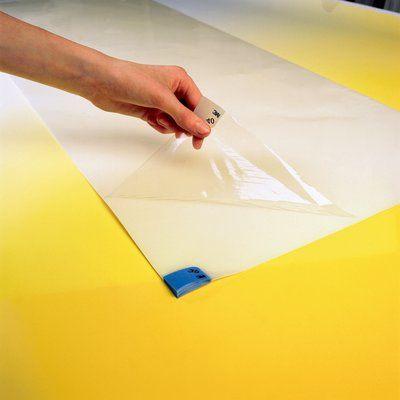 Новинка! Покрытие 40-слойное 3M™Nomad™ Ultra Clean бесцветное 0,45м х 1,15см 6 шт/кор