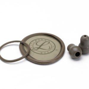 40021 Новинка ! Набор запасных частей для стетоскопа Littmann Lightweight S.E. (малые ушные наконечники, диафрагма, обод) , цвет светло-коричневый