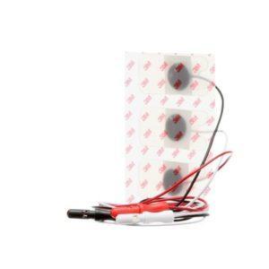 Новинка ! Электроды 3M™ Red Dot™ (Ред Дот) для новорожденных, с интегрированными цветными проводами (30 шт/кор) 2269t
