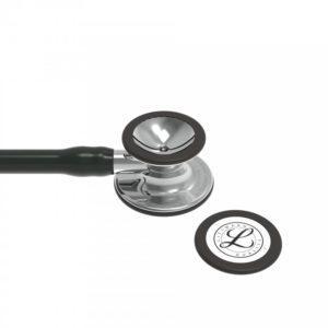Littmann® Cardiology IV черная трубка, 69 см, зеркальная акустическая головка