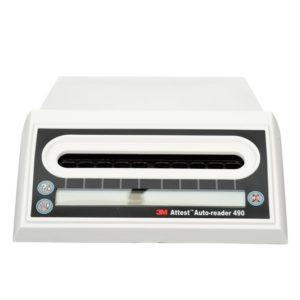 490 Инкубатор (авторидер) для биологич. индикаторов быстрого чтения Attest Rapid Readout для стерилизации перекисью водорода H2O2